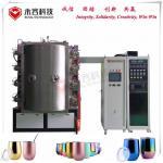 SS Titanium Nitride Coating Machine Arc Evaporation For Cups for sale