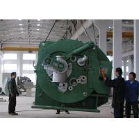 Food industry GKH horizontal scraper discharge continuous centrifugal separator for sale