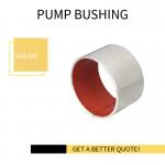 China DP4 Red PTFE Bushing Part 0040-3024 for sale