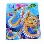 China Colorful Picture Alphabet Floor Custom Print Jigsaw Puzzle Service OEM Design for sale