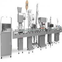 China Capsule Counting Automatic Packaging Machine Filling Capping And Labeling Machine for sale