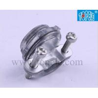 China UL Standard 514B EMT Conduit And Fittings Romex Cable Clamp Connector ZINC for sale