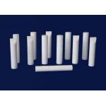 China Polished Advanced Al2o3 Alumina Ceramic Rod  / Zirconia Ceramic Plunger for sale