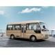 Small Commercial Vehicles Electric Minivan , Electric City Bus 70-90 Km / H for sale