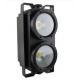 100W / 200W COB LED 2 Eyes Audience Blinder Lights DMX Warm White for sale