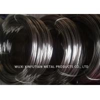 China 302 303 304 Stainless Steel Wire Roll Slight Magnetism For Medical Project supplier