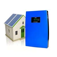 Three Models Off Grid Solar System LiFePO4 Battery MPPT Controller DC Home Appliances for sale
