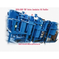 18000L/H Transformer Oil Regeneration Machine Oil Purifier Machine For Transformer Oil for sale