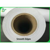 100% Virgin Pulp Smooth Edges Plotter Printer Paper with 24  36  Wide for sale