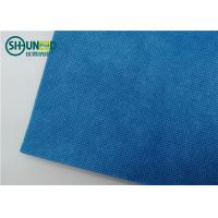 Surgical Gown SMMMS Polypropylene Spunbond Nonwoven Fabric Anti - Alcohol for sale