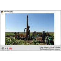 Rig Type Optional Water Well Drilling Rig 132Kw Working With Mud / Air for sale