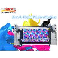 China 3.2m Directly fabric printing machine Banner Printing Machine Flag Printing Machine Epson 4720 Print Head for sale