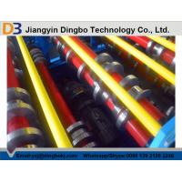 Automatic Double - Layer Roof Panel Roll Forming Machine With Toching Screen for sale