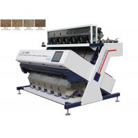 RC6 Wheat Color Sorter Machine High - Speed Of Scanning Ultra High Precision for sale