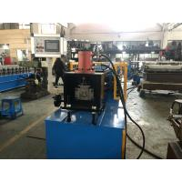 Material Thickness 1.5mm-2.5mm Fully Automatic Strut Roll Former Machine Forming Speed 15m/min