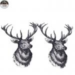 Fashion Custom Made Embroidered Patches To Sew On Clothing Imitation Super Cloth