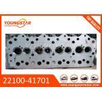 China 22100-41701 Engine Cylinder Head For HYUNDAI HD65 HD72 HD78 D4DB D4DA for sale