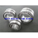 China Steel Brass Nylon Cage Full Complement Cylindrical Roller Bearings With Single Row for sale