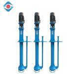 China High Capacity Vertical Sump Pump , Durable Centrifugal Slurry Pump High Pressure for sale