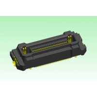 Floating Board To Board Connector Female Header  0.5mm Pitch
