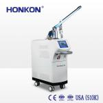 China Fractional Co2 Laser Machine for Acne Skin Rejuvenation / Scar Removal 30W 10600nm for sale
