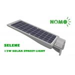 Waterproof All In One Solar Led Garden Lights , Ip65 15 Watt Led Street Light for sale