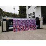 Large Format Sublimation Fabric Printing Machine High Precison For Flag / Poster for sale