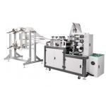 China Surgical Face Mask Making Machine with static charging for sale