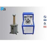 China Oil Type High Voltage Hipot Electrical Testing Equipment for sale