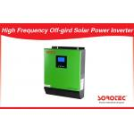 Mppt 60A 3 Phase Inverters Home Solar Energy Inverter Pure Sine Wave for sale