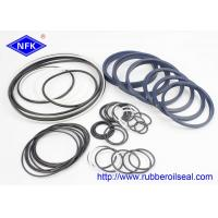 High Pressure Hydraulic Motor Seal KitMSB600 Double / Single Acting 0.3-0.8m/s Speed for sale