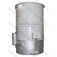 China 24KW Heating Power Oil Diffusion Pump High Vacuum For High Temperature Metallurgy supplier