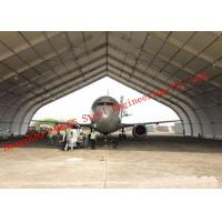 Flexible Design Prefabricated Steel Structure Aircraft Hangar Buildings Seismic Proof Construction for sale