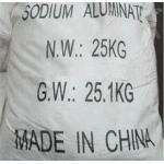 Max200ppm Sodium Aluminate Sodium Mataaluminate For Concrete Engineering for sale