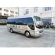China Isuzu Coaster Type Aluminum Tourist / Luggage City Transportation Bus Minivan for sale