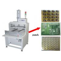 Pcb Punching Machine Workable for FR4,FPC and Alumium Boards for sale