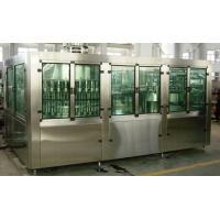 China Rinsing Filling Capping Water Filling Machines for sale
