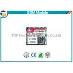 China Smallest GPRS Module GSM GPRS Module SIM800C 3G Wifi SIMCOM Module for sale