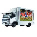 Mobile truck /trailer advertising P8 Full Color Outdoor Waterproof IP65 truck mobile advertising led display