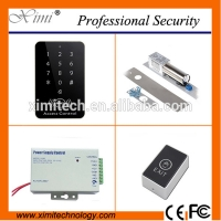 China Good qality rfid reader access control system standalone door access control em card reader smart door access control system for sale