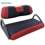 Golf Cart Cushion Set for Club Car Precedent Rear Flip Seat Buff
