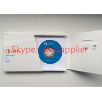 China Microsoft Office 2013 Standard And Professional Plus 32 / 64 Bit Sticker Label for sale