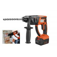 China 1.3J SDS Plus Cordless Rotary Hammer ,High Performance Hammer Action Drill for sale