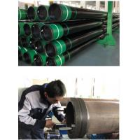 China Oil Production Casing Tube H -40 J55 K55 L80 N80 C90 C110 Raw Material for sale
