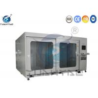China Laboratory Walk - In Test Chamber / LCD Accelerated Aging Test Chamber For Components for sale