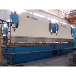 CNC Tandem Servo Electric Press Brake Forming 10000KN Pressure for sale