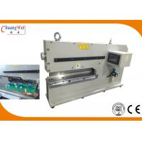 Aluminum Board PCB Depanel Machine PCB Separator with Customized Blade for sale