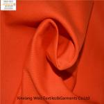 Factory Orange High Quality Cotton Fireproof Cloth For Fire Fighting FR Workwear