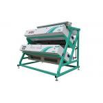 China Shrimp Belt Tea Sorting Machine , High Definition CCD Green Tea Color Sorter for sale