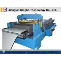 Wall Panel Roll Forming Machine With 10 - 15m/minFormingSpeed for sale